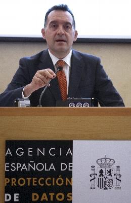 Artemi Rallo Director de la Agencia Española de Protección de Datos AEPD - AGPD