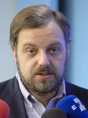 Arístegui, diputado del PP por Zamora.