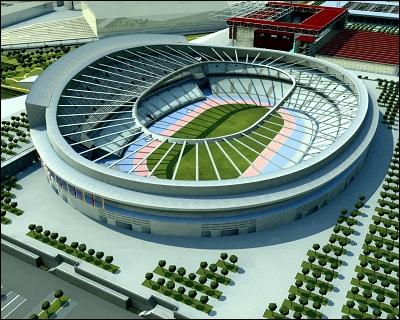 Nuevo Estadio del Atletico de Madrid de España 121267554664520080605-1262551dn