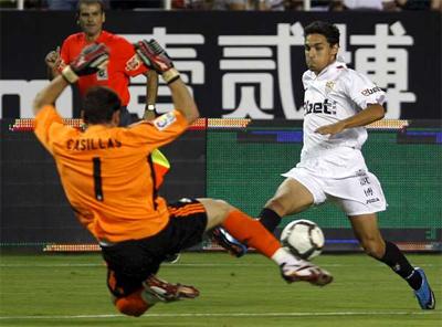 Saves of the Week: Iker Casillas (Real Madrid) vs Sevilla