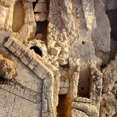 Descubren el acueducto que llenaba la Piscina del Sultán en Jerusalén