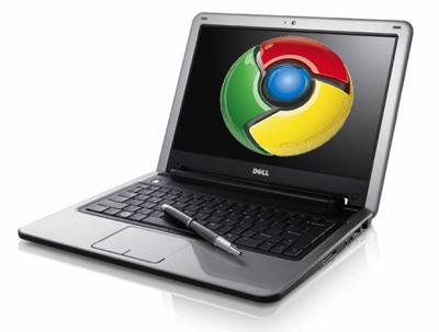 De momento, Google Chrome OS está dirigido a instalarse en netbooks.