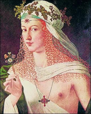Lucrecia Borgia, la prostituta del Papa