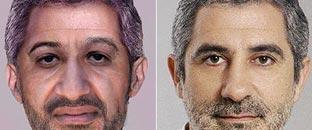 El FBI utiliza la foto de Llamazares para realizar un retrato robot de Bin Laden 1263641549561llamaladen2c2