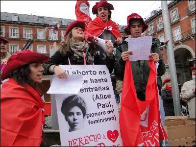El PP autoriza una carroza contra el aborto en la Cabalgata de Reyes de Madrid
