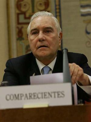 Carlos Dívar. MIGUEL G. CASTRO